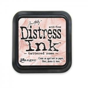 Ranger • Distress ink pad Tattered rose