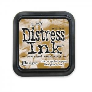 Ranger • Distress ink pad Brushed corduroy