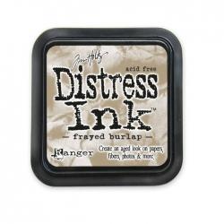 Ranger • Distress ink pad Frayed burlap