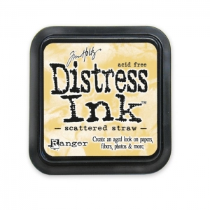 Ranger • Distress ink pad Scattered straw