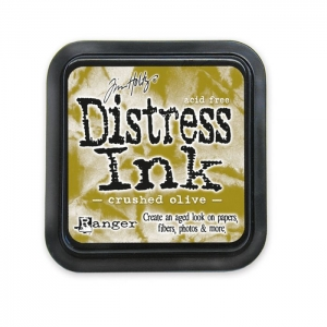 Ranger • Distress ink pad Crushed olive