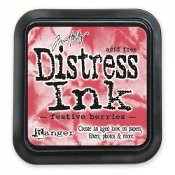 Ranger • Distress ink pad Festive berries