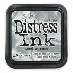 Ranger • Distress ink pad Iced spruce