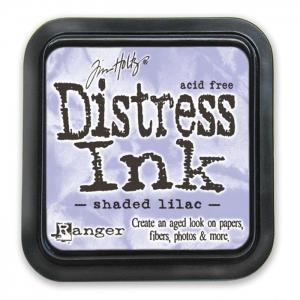 Ranger • Distress ink pad Shaded lilac