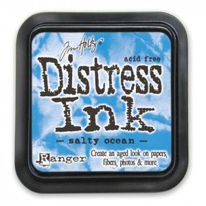 Ranger • Distress ink pad Salty ocean