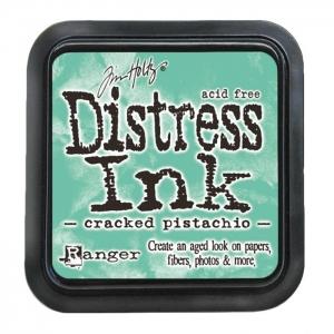 Ranger • Distress ink pad Cracked pistachio
