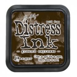 Ranger • Distress ink pad Ground espresso