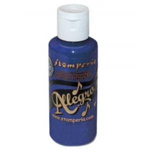 Stamperia Allegro Paint 59ml Oriental Blue