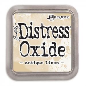 Ranger • Distress oxide ink pad Antique linen