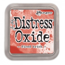 Ranger • Distress oxide ink pad Fired brick