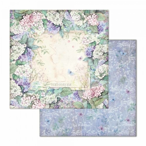 Stamperia Memories 12x12 Inch Paper Sheets (4)