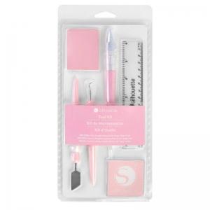 Silhouette tool kit (Roze/Blauw)