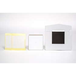 Silhouette Stamp kit - Grootte: 30 x 30 mm