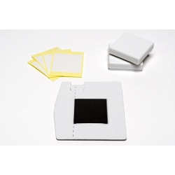 Silhouette Stamp sheet - Grootte: 30 x 30 mm
