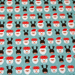 Easy Patterns - Kerst - Santa Claus