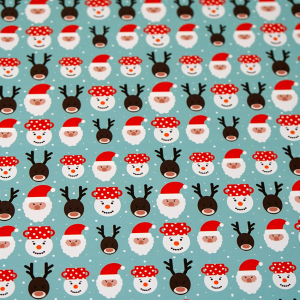 Easy Patterns - Kerst - Santa Claus
