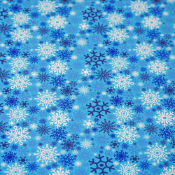 Easy Patterns - Kerst - Snowflakes