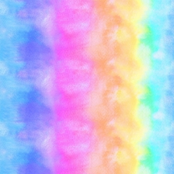 Easy Patterns - Watercolor Rainbow