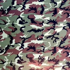 Easy Patterns - Camo green