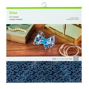 Cricut Confetti 12x12 Inch Foil Acetate Sampler