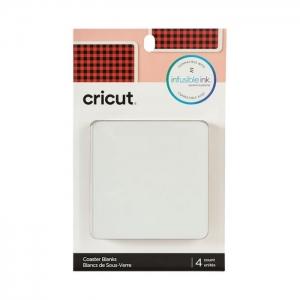 Cricut Coaster Blank Square (4pcs)