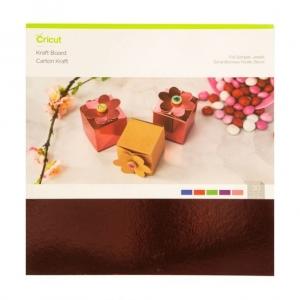 CricutKraft Board 12x12 Inch Foil Jewels Sampler