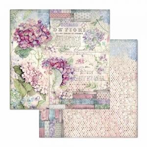 Stamperia Hortensia 12x12 Inch Paper Sheets