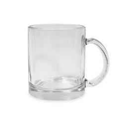 Sublimatie glas Helder