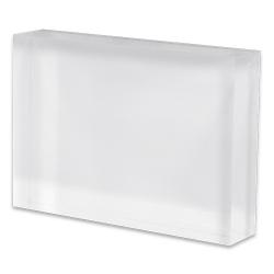 Sublimatie Acrylglas rechthoek