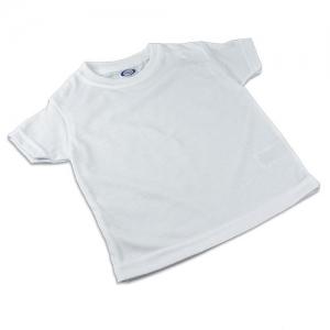 Sublimatie Kinder T-shirt Wit