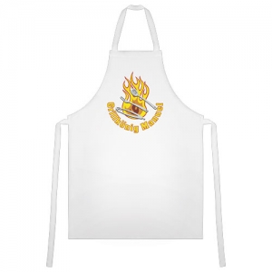 Sublimatie Apron wit