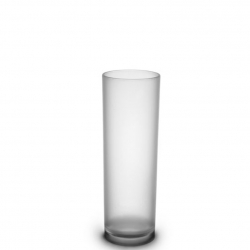 Sublimatie Longdrink glas (frosted)