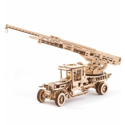 Ugears Bransweerauto met Ladder